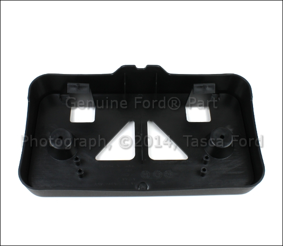 Brand New Lincoln Mkx Oem Front License Plate Bracket