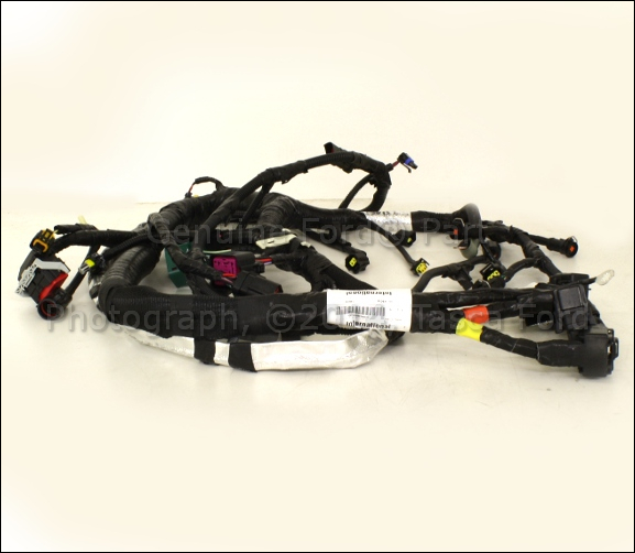 brand new ford e series oem engine wire harness 7c2z 12b637 aa ebay