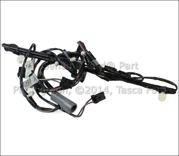 NEW OEM ROOF INTERIOR WIRE HARNESS 2008-2009 FORD F250