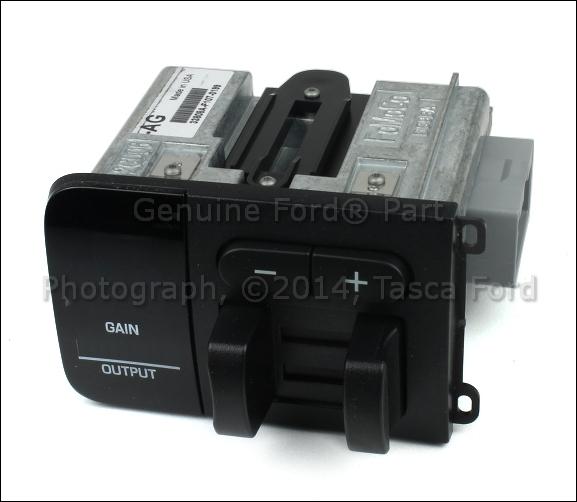 Oem Trailer Brake Controller Ford F250 F350 F450 F550 2007