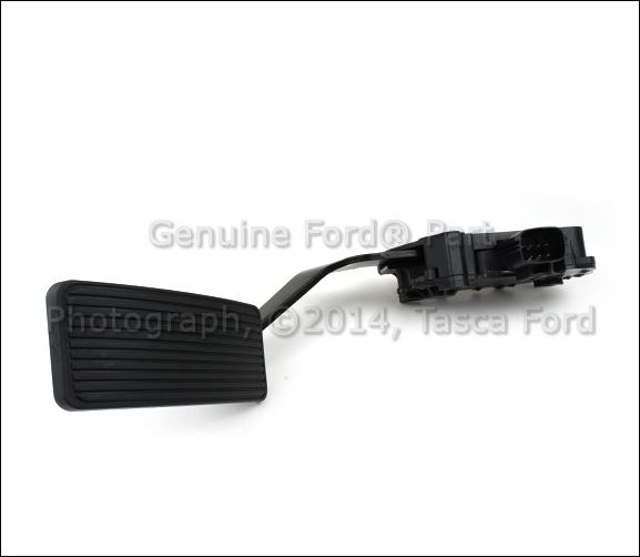 Ford Accelerator Pedal : Brand new oem accelerator gas pedal  ford f
