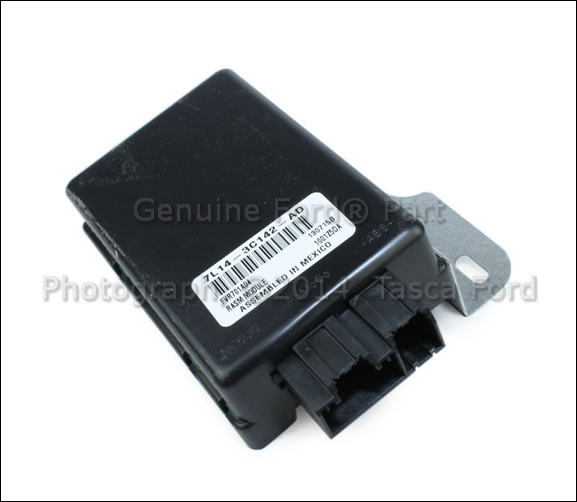 Air Ride Control Module On Ford Expedition Autos Post