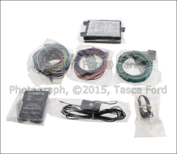 Brand New Ford Lincoln Mercury Oem Remote Starter Kit   7l3z