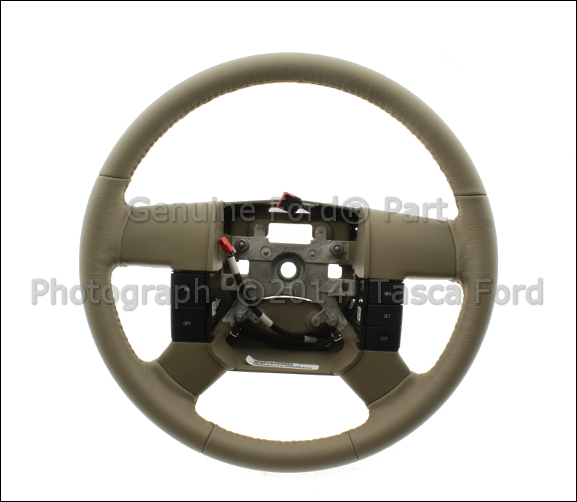 2008 Lincoln Mark Lt Interior: BRAND NEW OEM STEERING WHEEL 2007-2008 FORD F150 LINCOLN