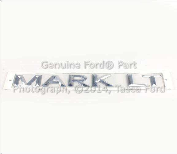 brand new oem mark lt door emblem 2007