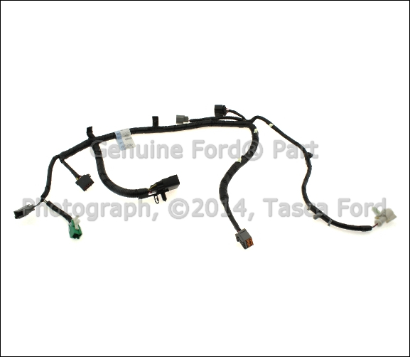 new oem right side rh front seat cushion wiring harness