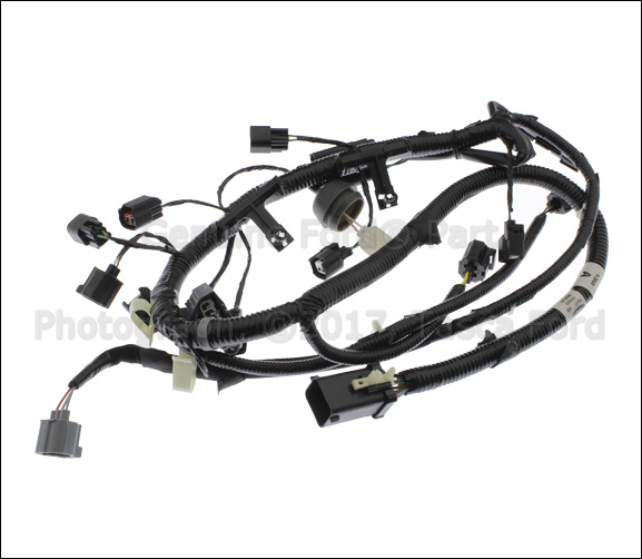 New Oem Fuel Injector Wiring Harness 2007 Ford Focus 2 3l