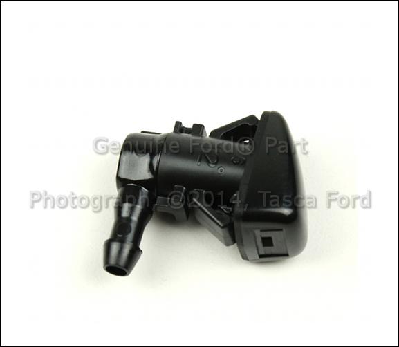 Ford edge windshield washer nozzle