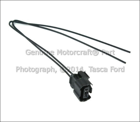 2010 Ford Explorer Sport Trac Adrenalin: NEW OEM FOG LAMP LIGHT PIGTAIL WIRE HARNESS ESCAPE