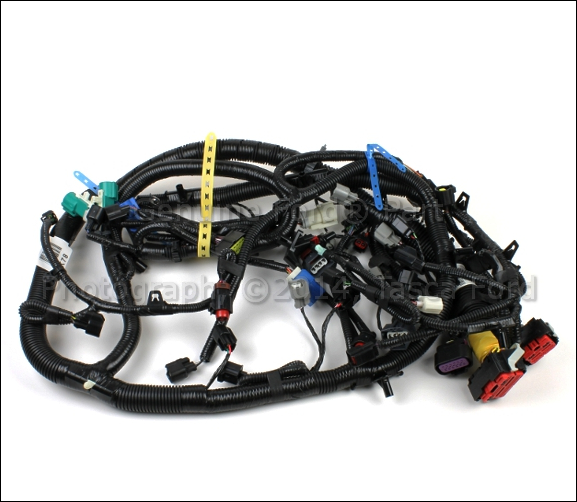 brand new oem engine main wiring harness crown victoria. Black Bedroom Furniture Sets. Home Design Ideas