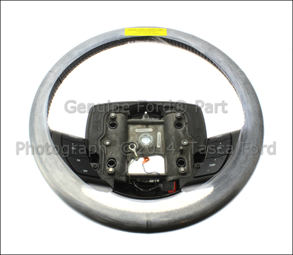 2006 Lincoln Town Car For Sale: BRAND NEW OEM LEATHER CHARCOAL BLACK STEERING WHEEL 2006