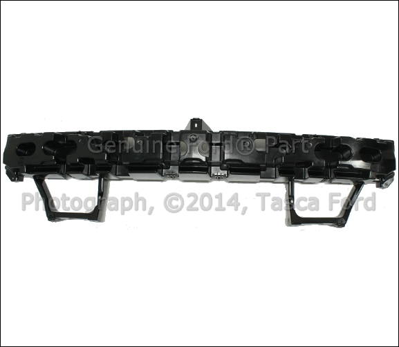 Lincoln Mks Parts: BRAND NEW OEM RADIATOR GRILLE FRONT BUMPER ISOLATOR 2009