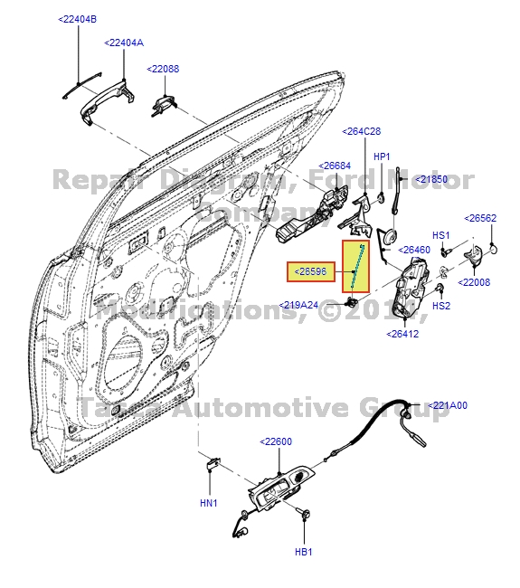 Lincoln Mks Parts