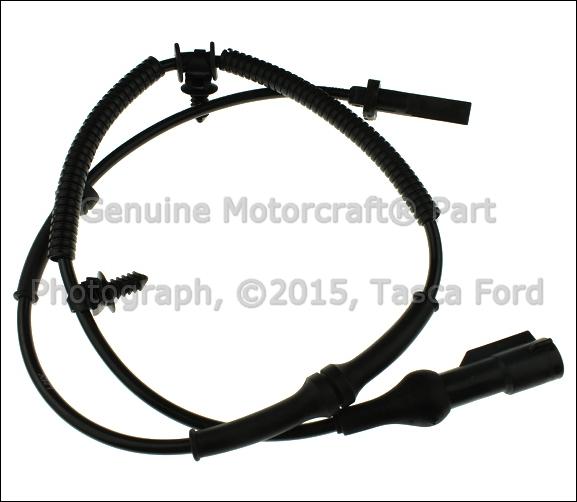 2014 Lincoln Mks Suspension: BRAND NEW OEM RH OR LH REAR ABS SENSOR FORD TAURUS