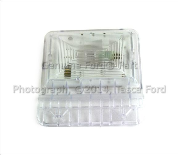2000 Ford Econoline E150 Cargo Interior: BRAND NEW OEM INTERIOR CARGO DOME LIGHT 2008-2013 FORD