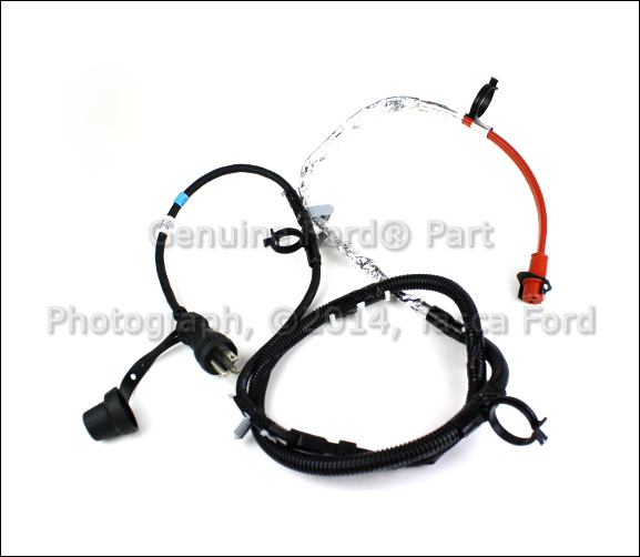 new oem block heater wiring harness ford f f f image is loading new oem block heater wiring harness 2008 2010