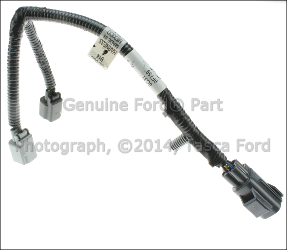 NEW OEM FRAME MOUNTED IN LINE FUEL PUMP/FILTER SOLENOID