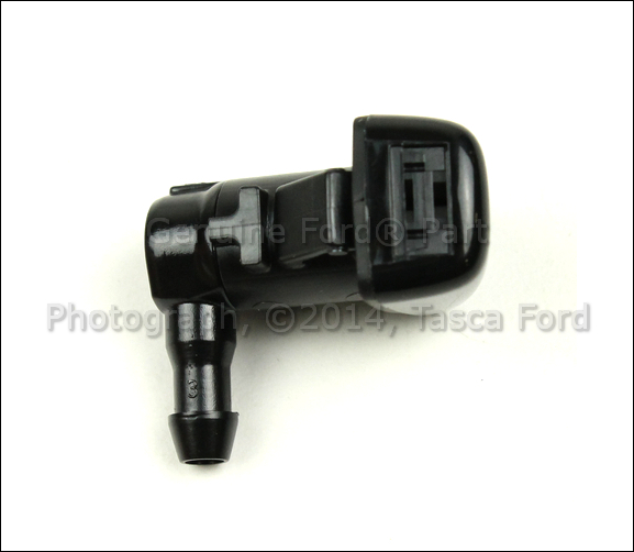 Ford fusion windshield washer nozzle