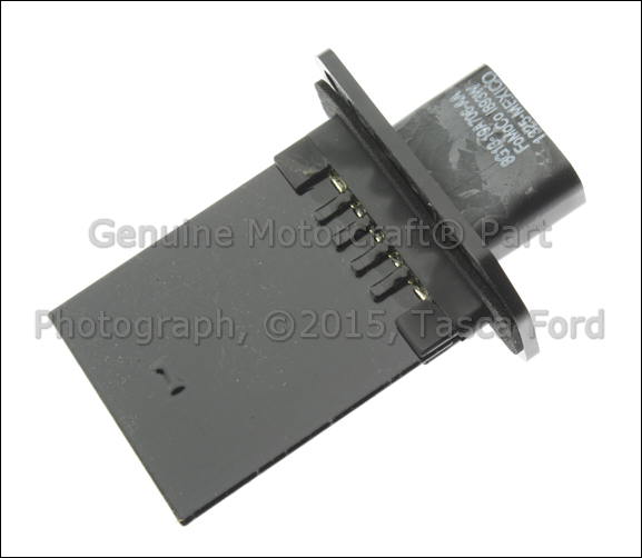 new oem blower motor resistor ford escape taurus x mercury