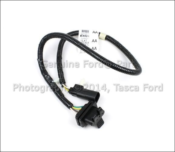 Brand New Ford Mercury Oem 4 Pin Trailer Tow Wire Harness