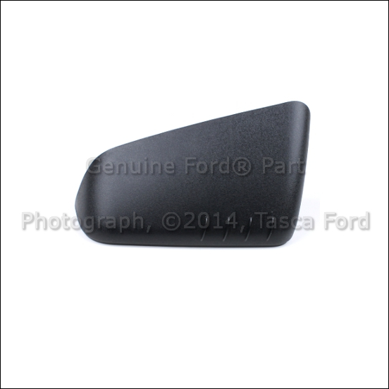 NEW OEM DRIVERS SIDE MIRROR COVER FORD FOCUS 2007-2010 #8S4Z-17D743-AA
