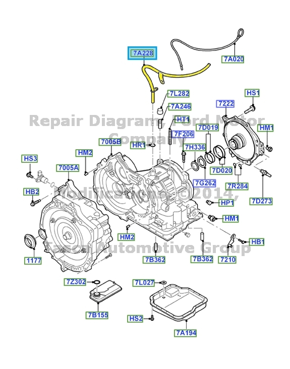 on Ford Transit Connect Parts Diagram