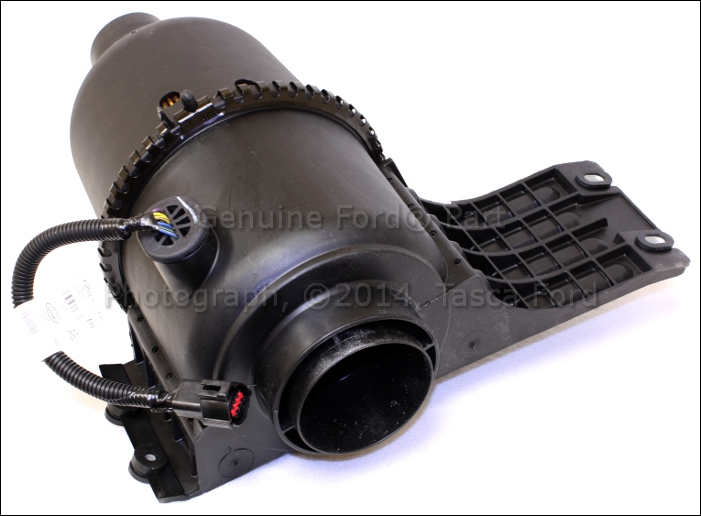 Ford Air Cleaner Assembly : Brand new oem air cleaner assembly  ford