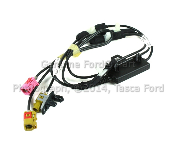 Brand New Oem Navigation Fm Antenna Splitter 2009