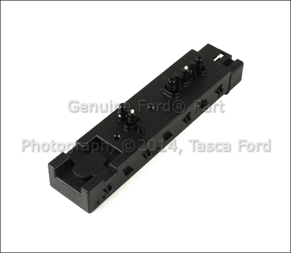 new oem front lh 8 way power seat switch ford lincoln mercury  9f9z