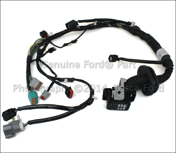 f150 door wiring harness new oem lh side front door jumper wire wiring harness 2010 ... 2004 f150 door wiring diagram #1