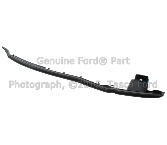 BRAND NEW REAR LH SIDE DOOR ON-BODY WEATHERSTRIP SEAL 2009-2013 FORD F-150
