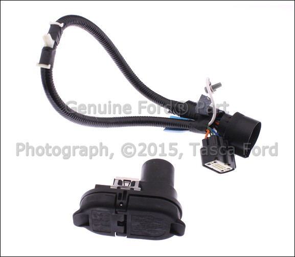 new oem trailer hitch tow bar wiring harness 2009 2011. Black Bedroom Furniture Sets. Home Design Ideas