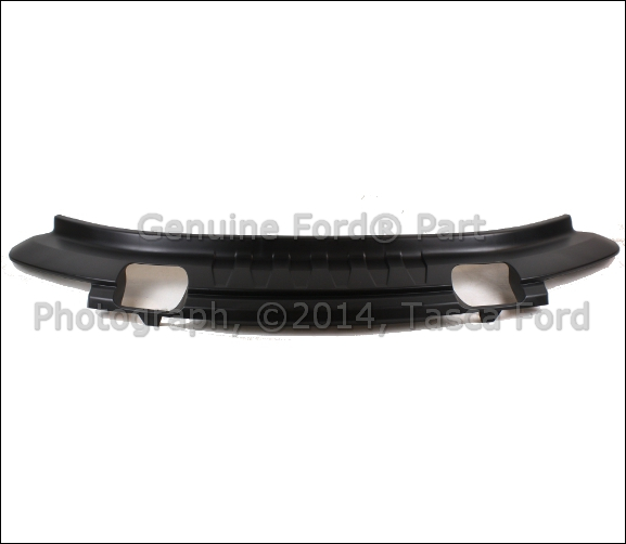 How To Read Ford Vin Number >> Brand New Front Lower Bumper Valance 2009 2013 Ford F 150 ...