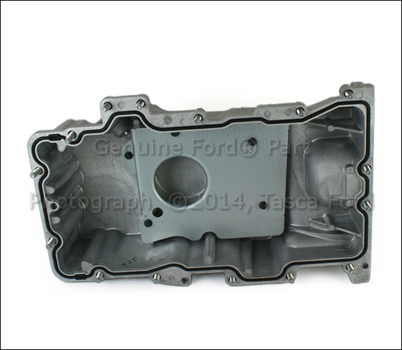 BRAND NEW OEM OIL PAN ASSEMBLY 2009-2013 FORD LINCOLN MERCURY #9L8Z-6675-A