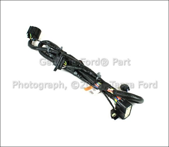 new oem rear parking aid sensor wiring harness 2010