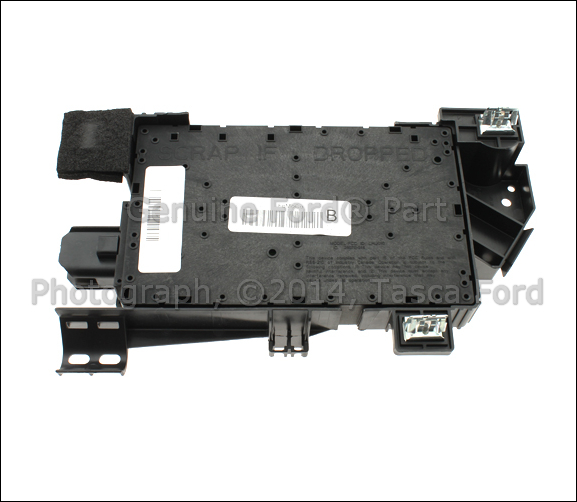 2010 Ford Edge Smart Junction Box Diagram