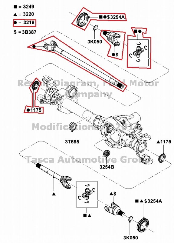 ford f 250 front suspension parts diagram ford 4x4 front