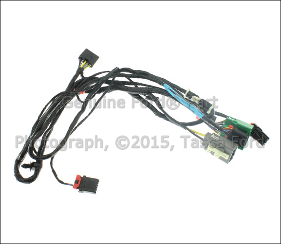 OEM AIR CONDITIONING & HEATER CONTROL JUMPER WIRE HARNESS