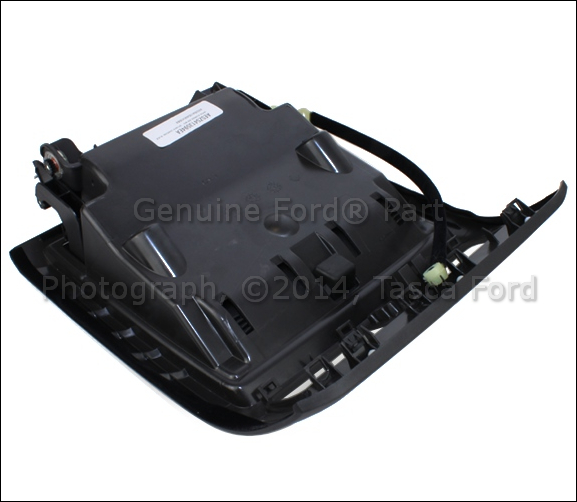 NEW OEM UPPER DASHBOARD STOWAGE COMPARTMENT 2010-2012 FORD