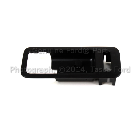 Oem lh side front interior door handle cover 2006 2012 ford fusion mercury milan ebay for 2012 ford fusion interior door handle