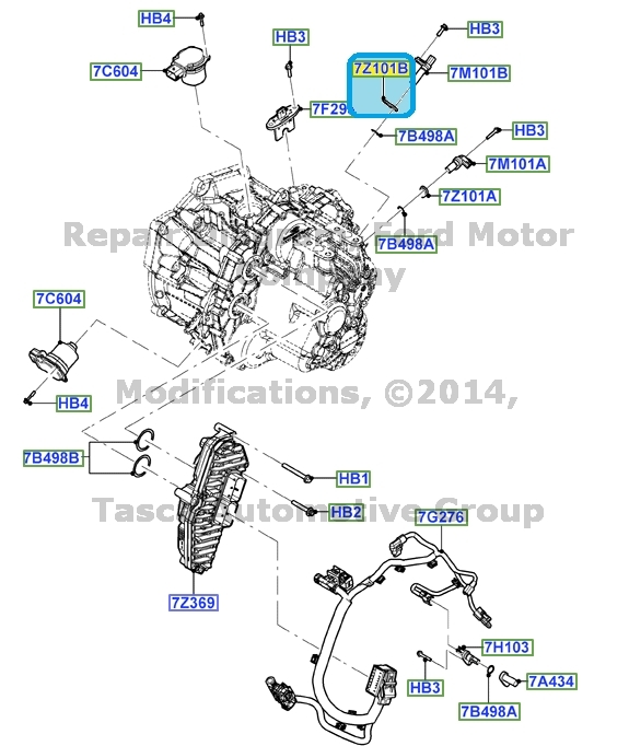 NEW OEM 6 SPEED AUTOMATIC TRANSMISSION (GFT PS195) SPECIAL