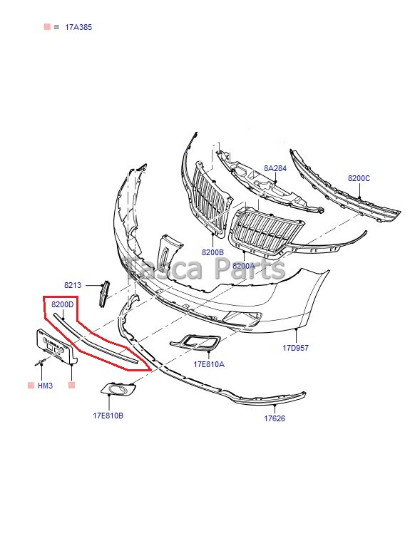 service manual  diagram of removing a grill from a 2011