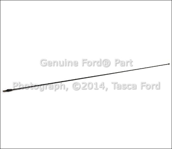 brand new aerial antenna rod for the 2009 2015 ford f 150. Black Bedroom Furniture Sets. Home Design Ideas