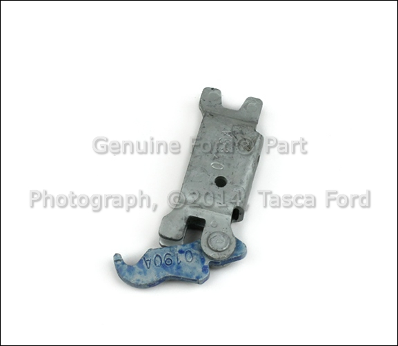 Parking brake operating lever crown victoria ranger grand marquis town