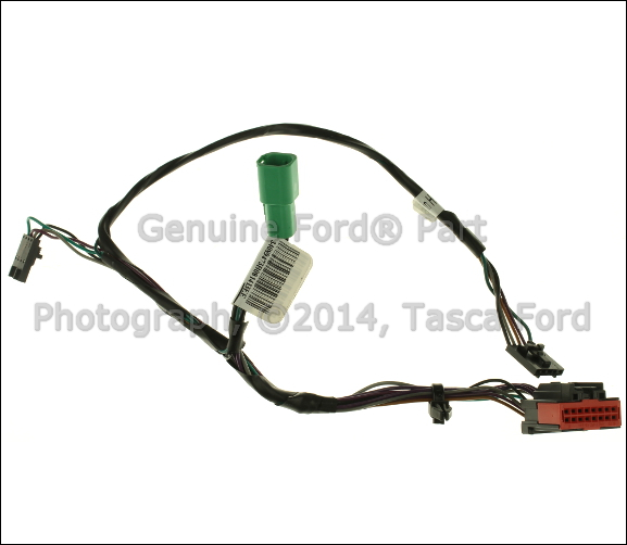 New Oem Steering Wheel Wiring Harness Ford 2012