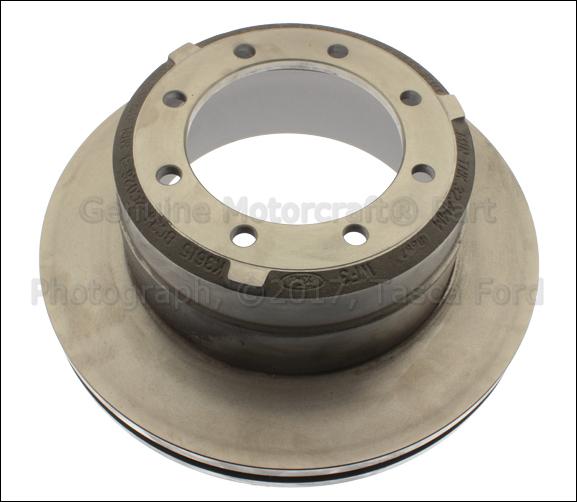 Ford F250 Super Duty Parts Brake Rotor Automotive Parts ...