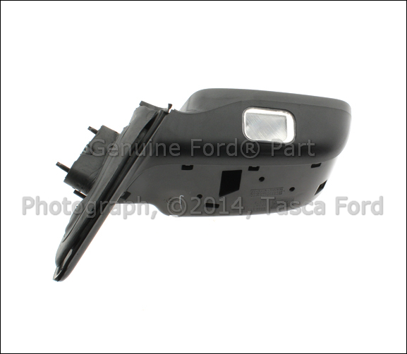 2010 Lincoln Mkz Exterior: NEW OEM RIGHT SIDE EXTERIOR SIDE VIEW MIRROR 2011-12