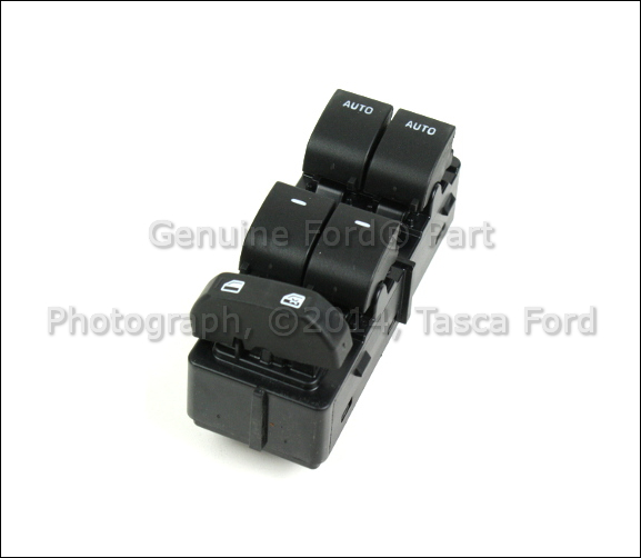New oem lh side front power window switch 2011 2013 ford for 2002 ford explorer power window switch replacement