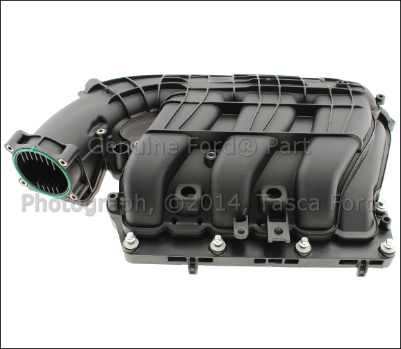 how to change ford 3.7l intake