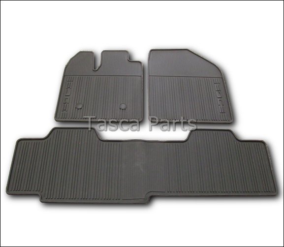 2011 ford edge all weather floor mats